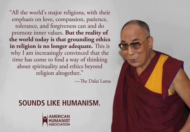 Dalai Lama Believes Beyond...