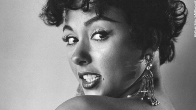 Portrait of actress Rita Moreno. (Photo by Loomis Dean//Time Life Pictures/Getty Images)